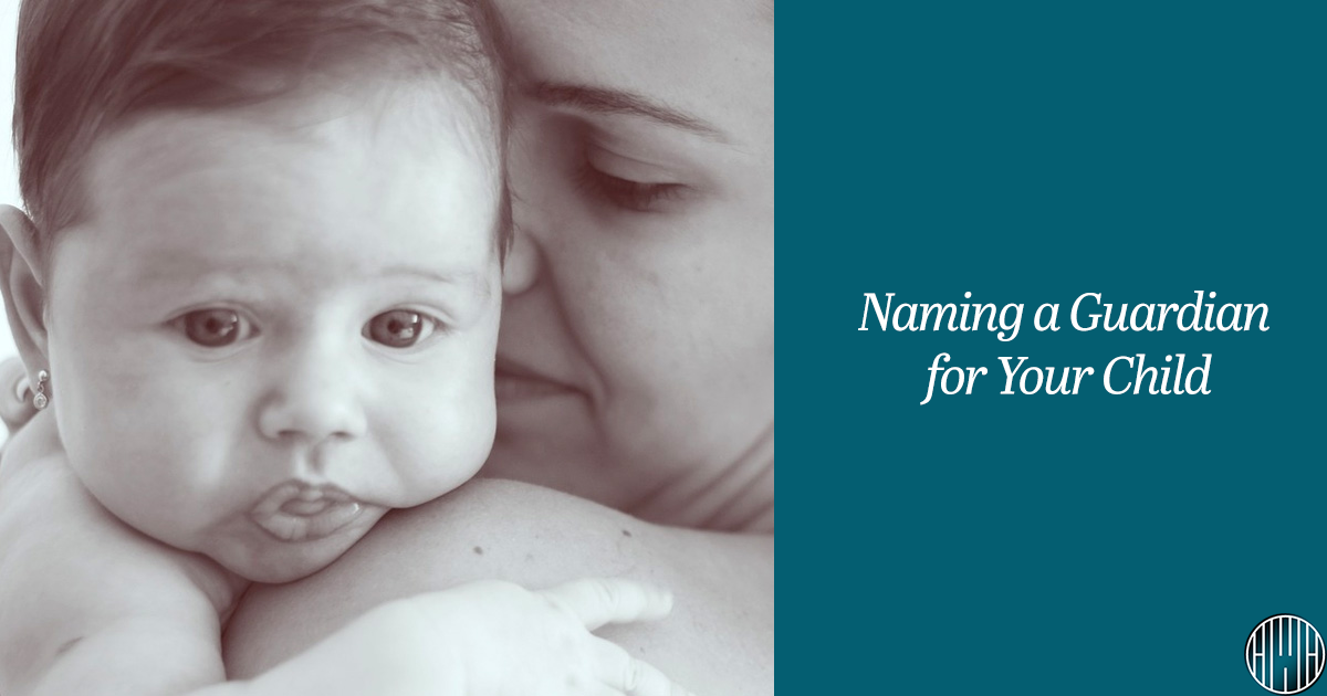 Naming Guardian for Your Child
