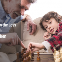 Explaining Loss to Young Children