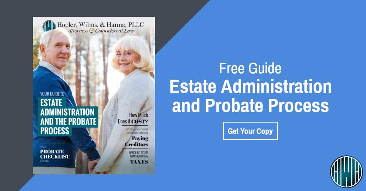Estate Administration Guide