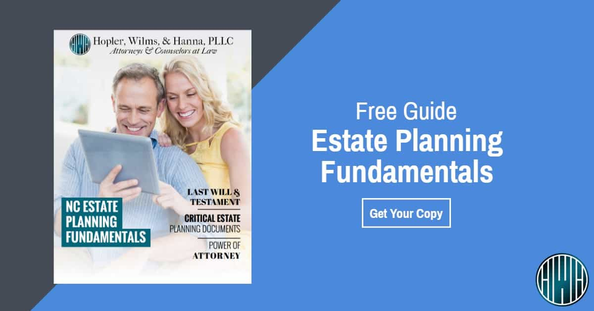 Free Estate Planning Fundamentals Guide