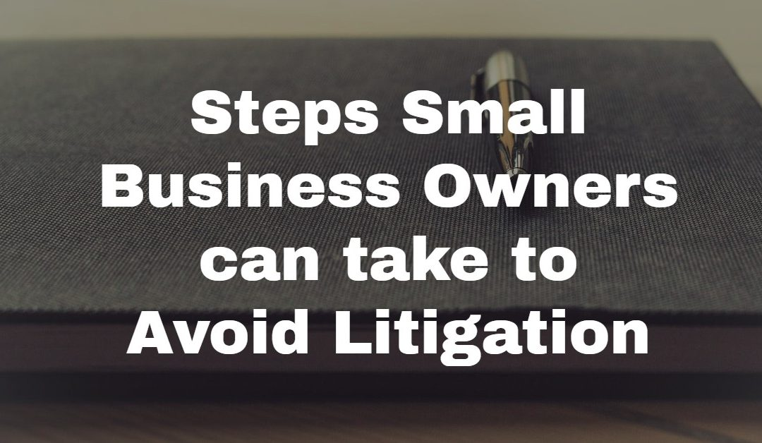 Avoid Litigation