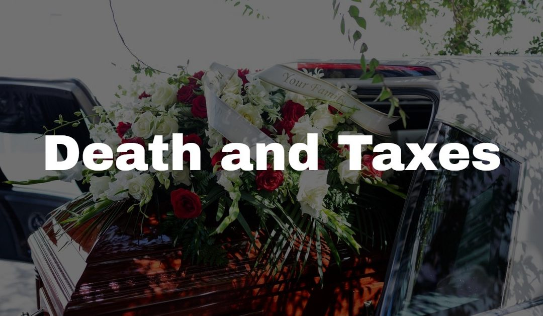 The Tax Consequences of Death