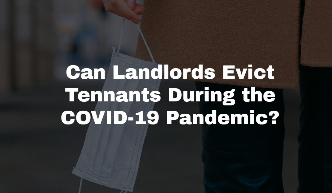 Eviction in the Time of COVID