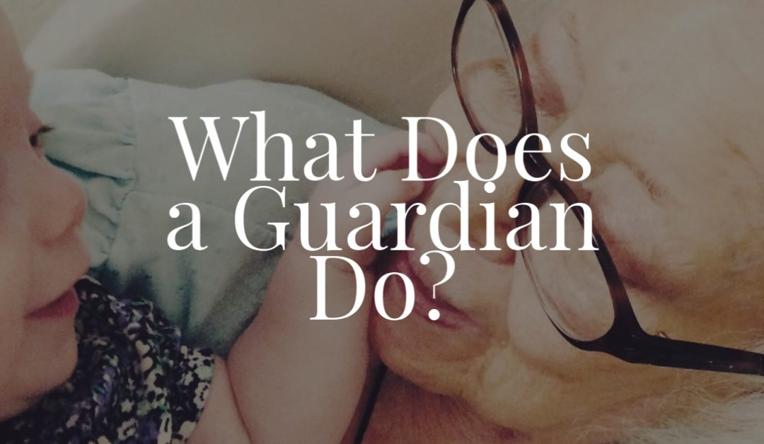 What Does a Guardian Do?