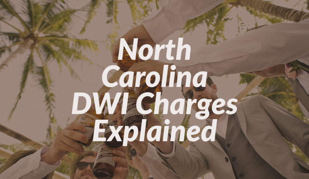NC DWI Charges