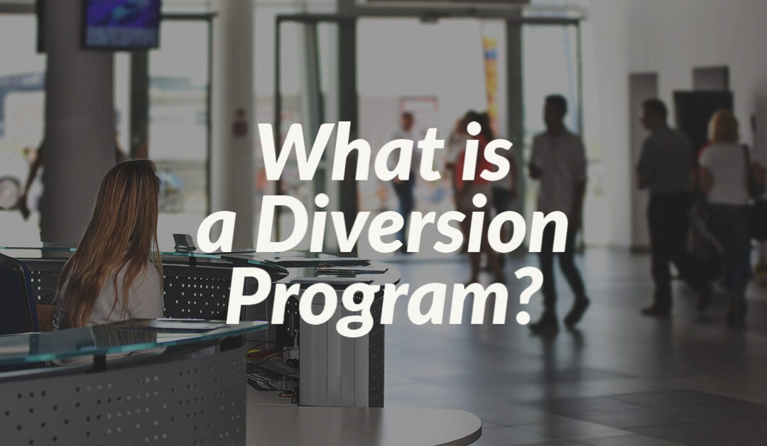 What is a Diversion Program?